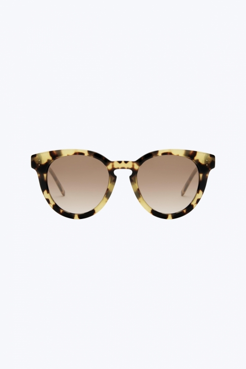 Round Embellished Sunglasses